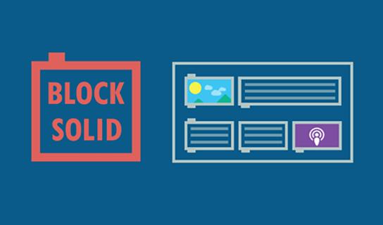 Blocksolid Wordpress Plugin